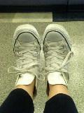 今回のお供の靴。