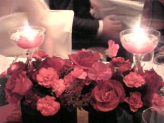 親戚の結婚式②