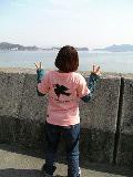 ♪海と私♪