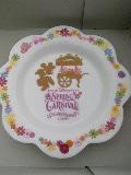 スプリングカーニバルのお皿♪